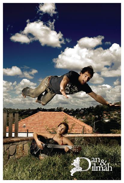 Mark Lobo Photohraphy - Dan & Dilmah at Joshua Levi Galleries - Brisbane