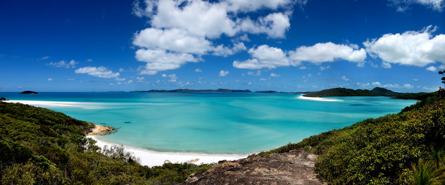 Mark lobo Photography - Hill Inlet Lookout - Whitsundays