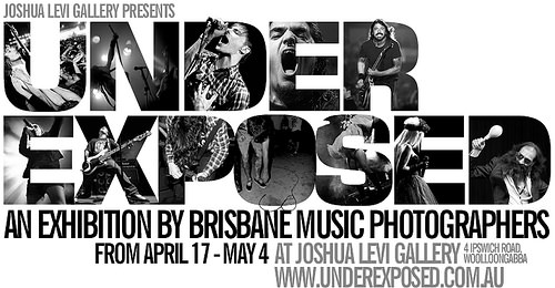 Underexposed - Brisbane Music Photography