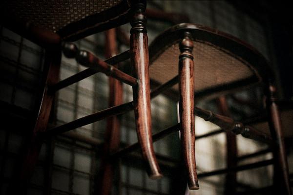 Mark Lobo Photography - VonVintage - Vintage on Vintage - Chairs on Nikomat