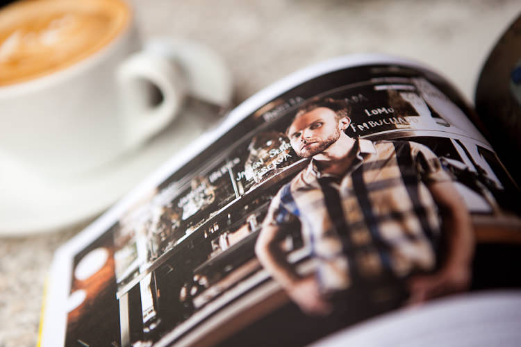 Scott Spark - Frankie Magazine - Brisbane