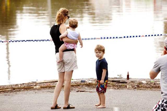 Mark Lobo Photography Brisbane - Queensland Floods