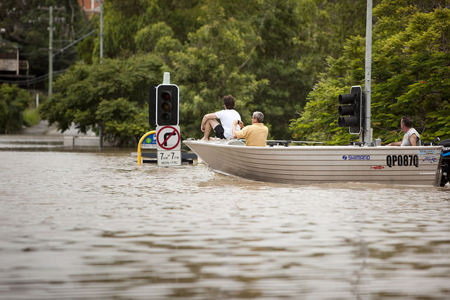 Mark Lobo Photography Brisbane - Queensland Floods
