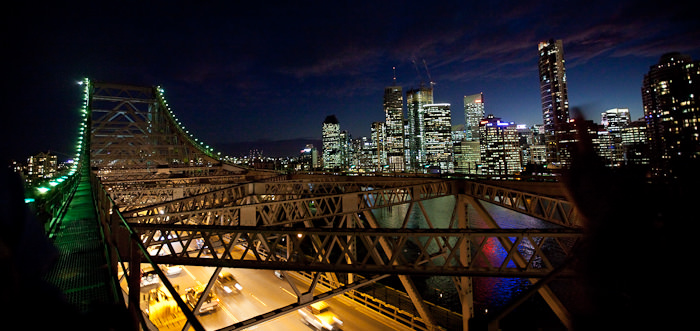 Mark Lobo Photography - Brisbane Story Bridge Climb