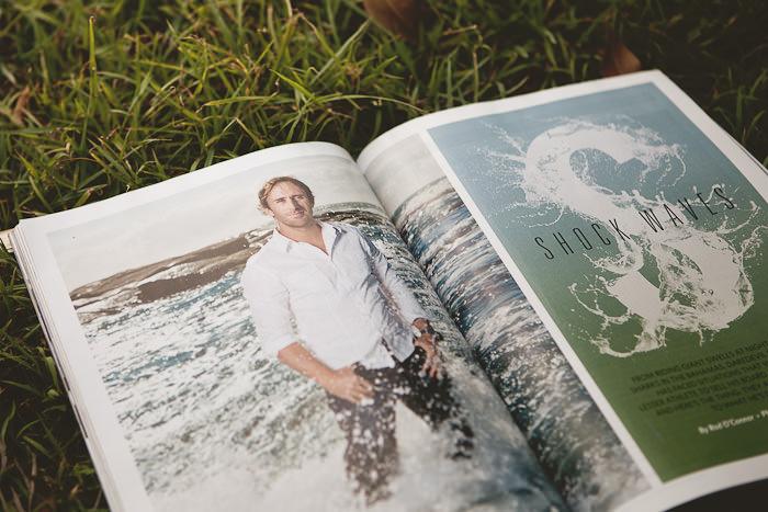 Mark Lobo - Mark Visser - Hemispheres Magazine