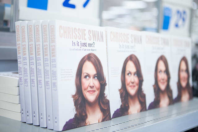 Book Cover for Chrissie Swan | by Mark Lobo | Melbourne