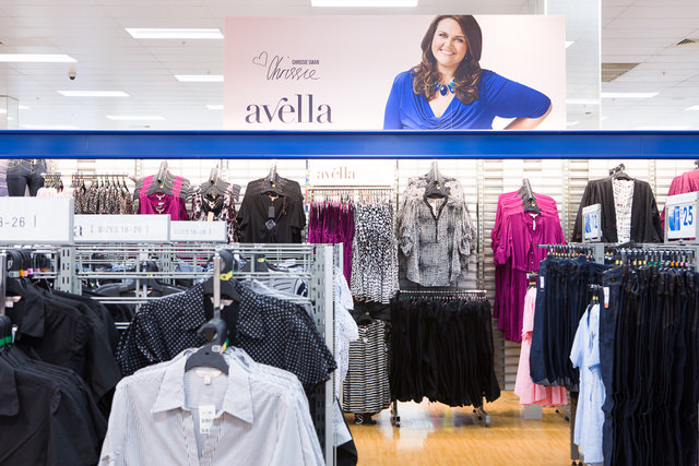 In Store Signage | Fashion Photography for Chrissie Swan | Avella Collection | Melbourne