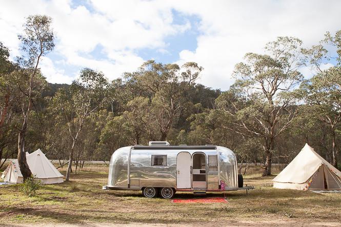 Happy Glamper - Do Lectures Australia - Mark Lobo Photography