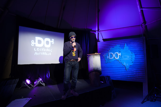Hamish Curry - Do Lectures Australia - Mark Lobo Photography