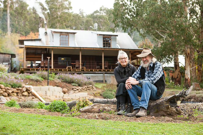 Tess and Graham Payne - Do Lectures Australia - Mark Lobo Photography