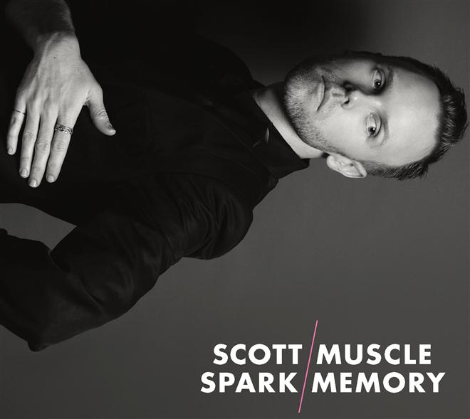 Scott Spark | Muscle Memory Album Cover | Mark Lobo