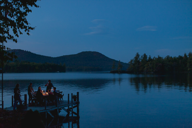 Squam Lake - New Hampshire - Mark Lobo