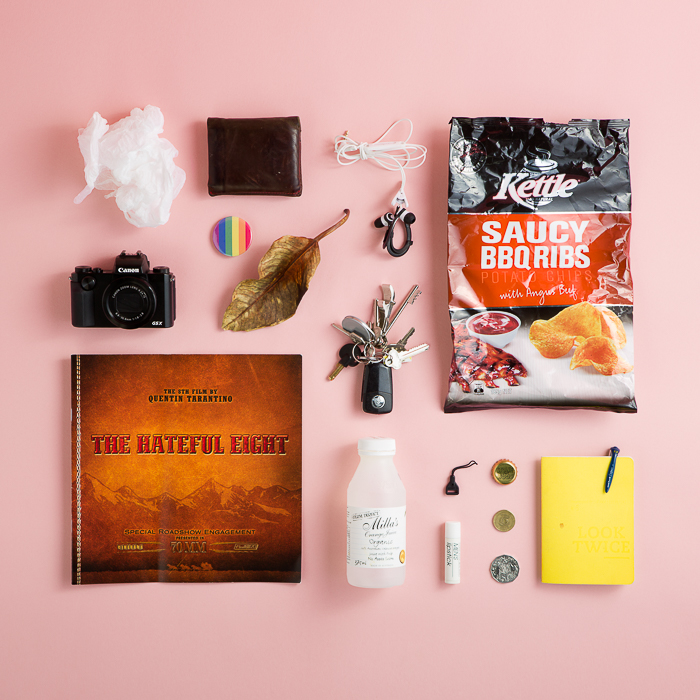 Mark Lobo | Melbourne | Honest Flatlay